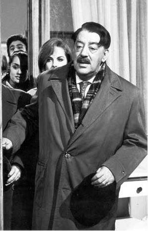 Rafael Lopez Somoza actor español n.en Madrid 1900+1977