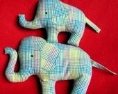 Just Elephants - pdf sewing pattern. $5.75, via Etsy.