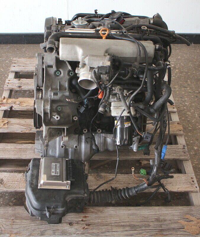 Vw Engine Vw Engine Engineering Audi A4