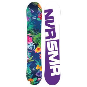Never Summer Snowboards - Never Summer Onyx Snowboard - All Sizes