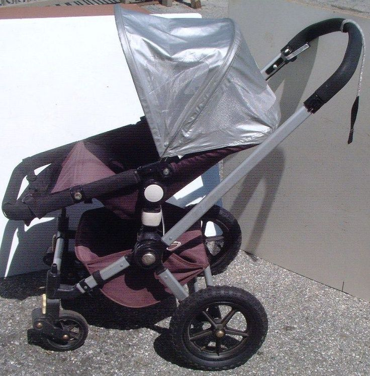 Bugaboo Frog STROLLER 2006 model good condition with seat and harness