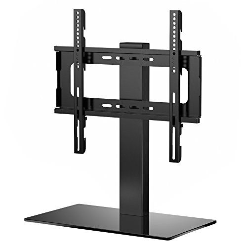Soporte para pedestal de mesa de soporte de televisión LCD/LED Televisión 26-50 inch rotación ajustable altura #soporte #televisor Para ver mas visita este enlace https://cadaviernes.com/ofertas-de-soporte-pie-tv/
