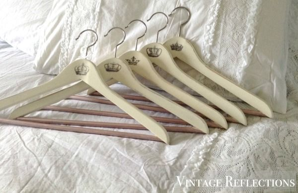 Handmade Crown Hangers - Reader Feature - The Graphics Fairy
