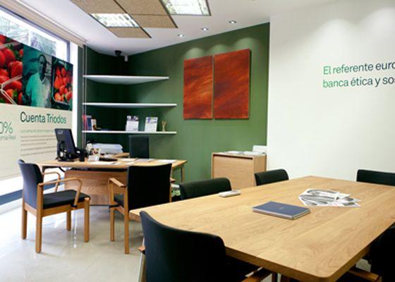 Totes les oficines de Triodos Bank consumeixen un 100% d'energia verda on http://cat.quenergia.com l Lee el artículo en castellano: http://quenergia.com/ahorrar-energia/oficinas-triodos-bank-consumen-energia-verde/