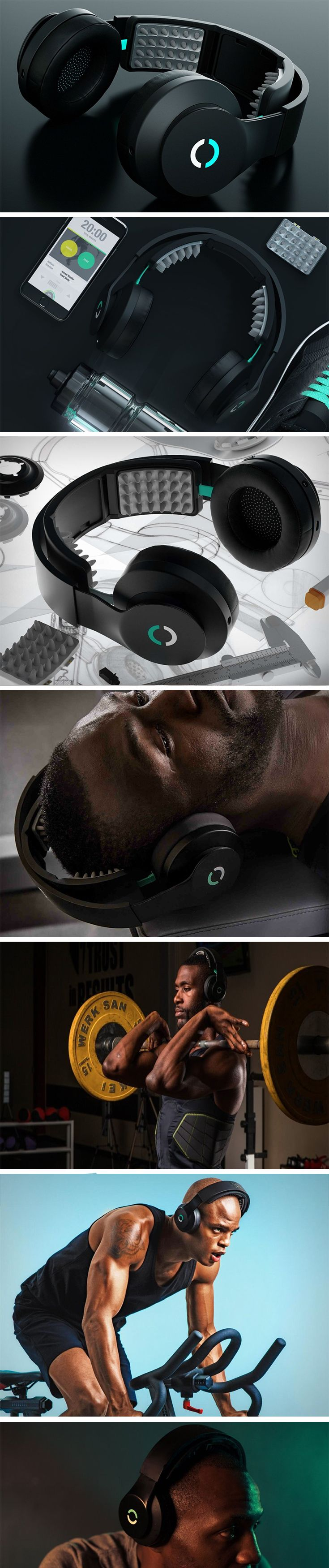 "The Halo Sport isn't going to prime you to lift cars, walk on red hot coals, or swim a river, but these headphones can do something pretty marvelous. Designed like normal headphones to be worn during training, these cans come with two brain-stimulating pads that can help you boost your performance by sending mild electric tingles to get the motor cortex of your brain in a state of ""neural plasticity"". BUY NOW!"