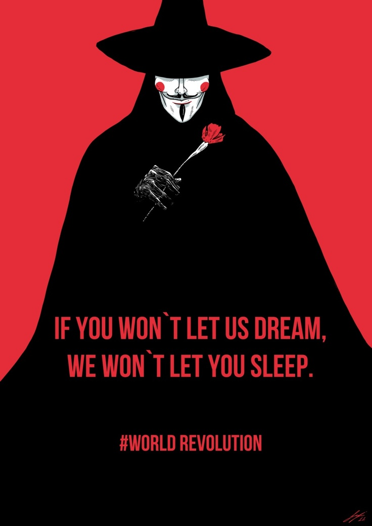 Remember remember the 5th of November.