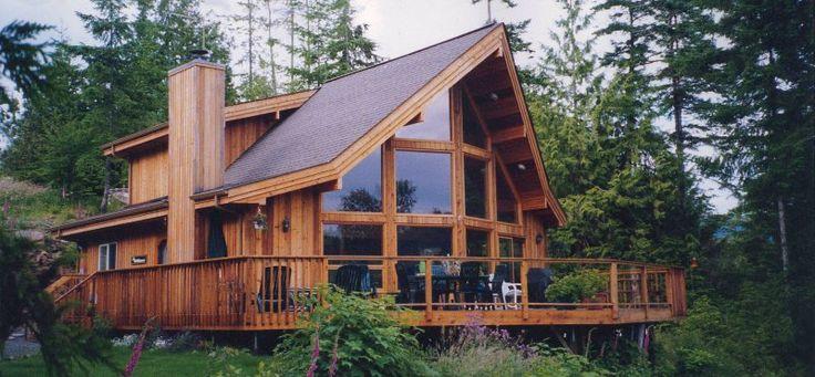 Log And Cedar Homes Log Maple Cedar And Timber Frame