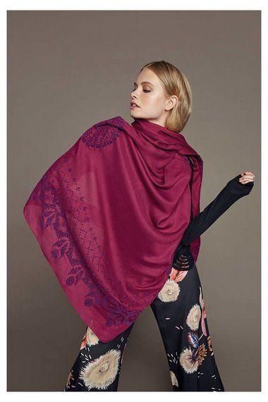 Fulares Desigual Fular Wool
