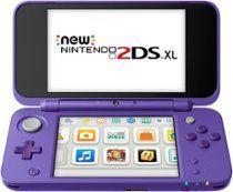 Nintendo – New 2DS XL Mario Kart 7 Bundle – Purple + Silver