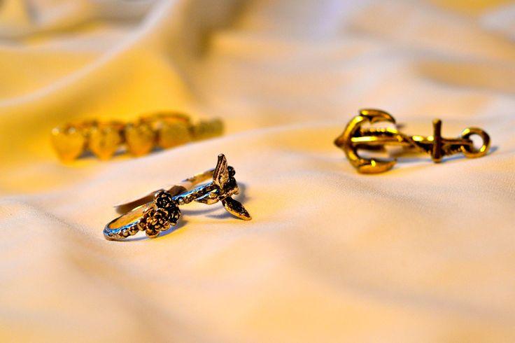 anillos dobles $2000