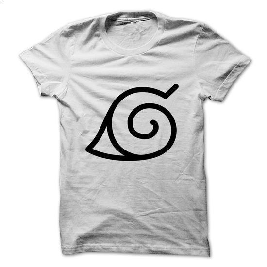 Naruto Konoha symbol - #T-Shirts #sweatshirt design. ORDER NOW => https://www.sunfrog.com/Movies/Naruto-Konoha-symbol.html?60505