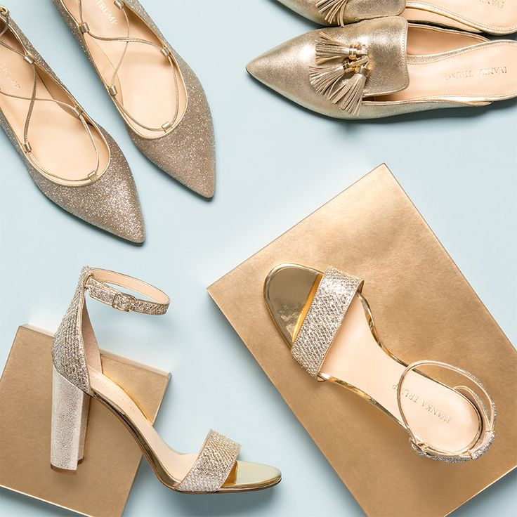 Twinkle, Twinkle: Modernize Your Look With Sparkling Shoes