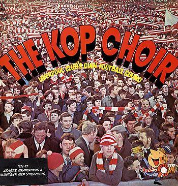 'The Kop Choir' - Liverpool Club's Own Football Squad