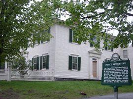 Franklin Pierce Homestead, Hillsborough, New Hampshire