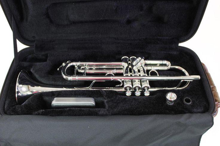 Jupiter XO Model 1604S Professional .462 Bore Trumpet DISPLAY MODEL