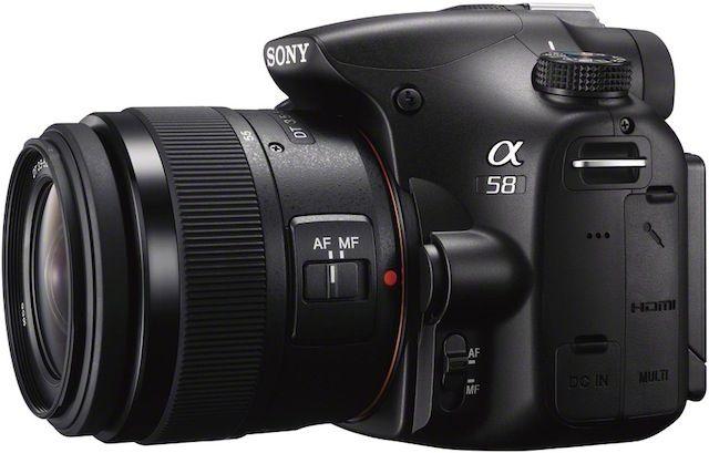 Νέες φωτογραφικές μηχανές NEX-3N E-mount, α58, εναλλασσόμενοι φακοί και ελκυστικά αξεσουάρ
