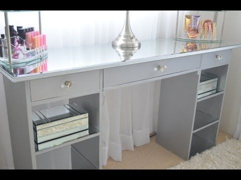 212 Best Images About Vanity Table Project On Pinterest Diy Makeup Vanity