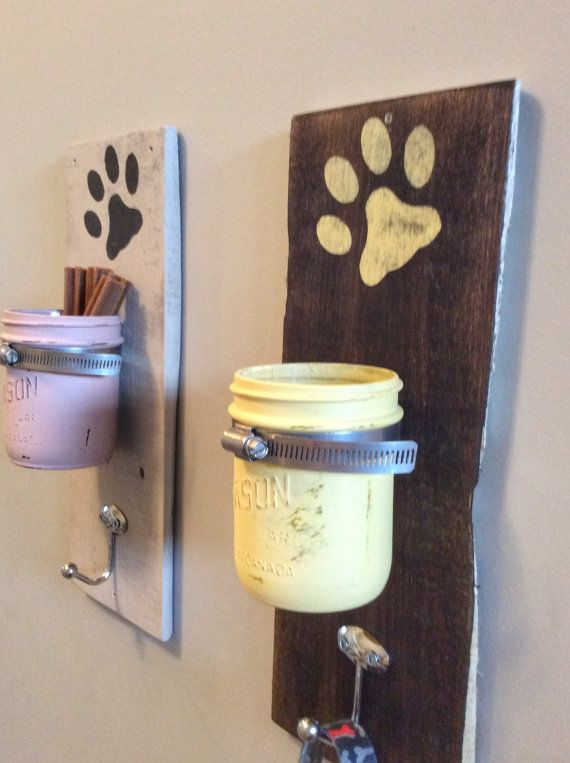 Hey, I found this really awesome Etsy listing at https://www.etsy.com/listing/249896775/dog-leash-hanger-dog-lovers-gift-mason