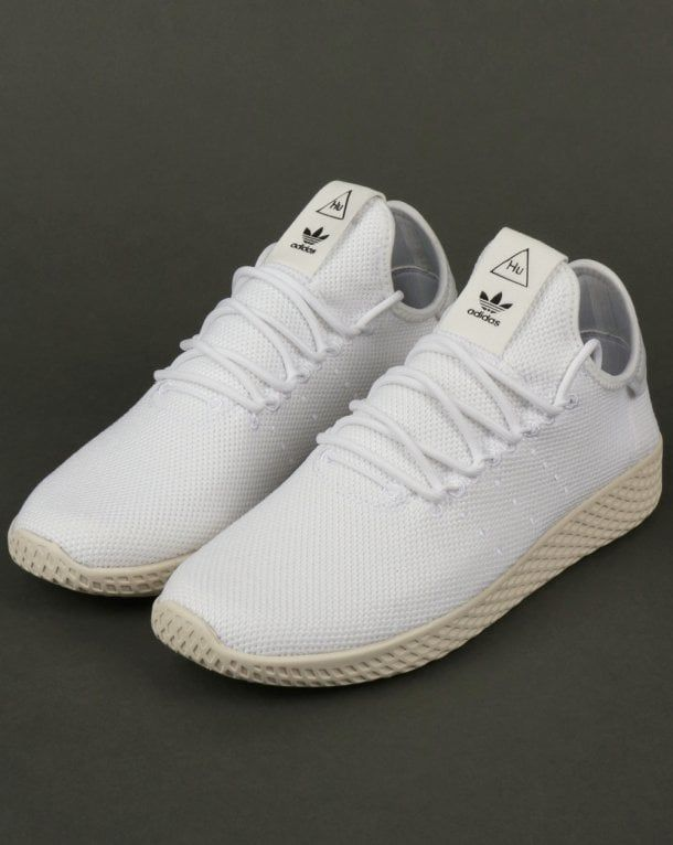 Adidas PW Tennis Comfort Trainers White in 2020 | Williams
