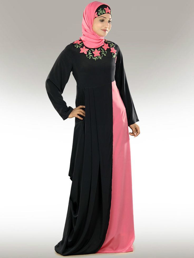 Burka Fashion Pink And Black Art Referance Pinterest Pink Black And Fashion