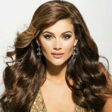 Miss South Africa Rolene Strauss - Miss World 2014 - once again SA wins!