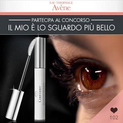 """Vinci kit cosmetici Avène con """"Lo sguardo più bello"""" - http://www.omaggiomania.com/concorsi-a-premi/vinci-kit-cosmetici-avene-con-lo-sguardo-piu-bello/"""
