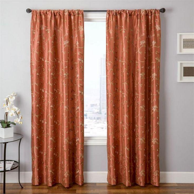 23 Best Copper Curtains Images On Pinterest