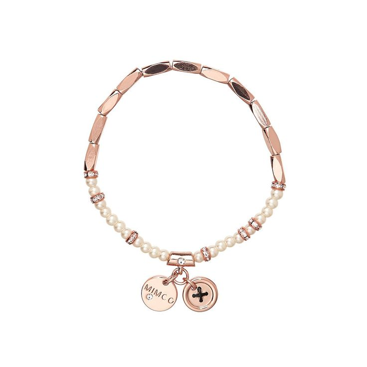 Bracelets & Bangles in Gold, Silver, Leather   Mimco - Memoir Pearl Wrist