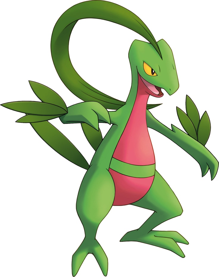 Favorite grass pokemon starter!!! | Pokemon | Pinterest ...