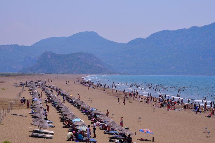 #Iztuzu Beach near #Dalyan #Turkey