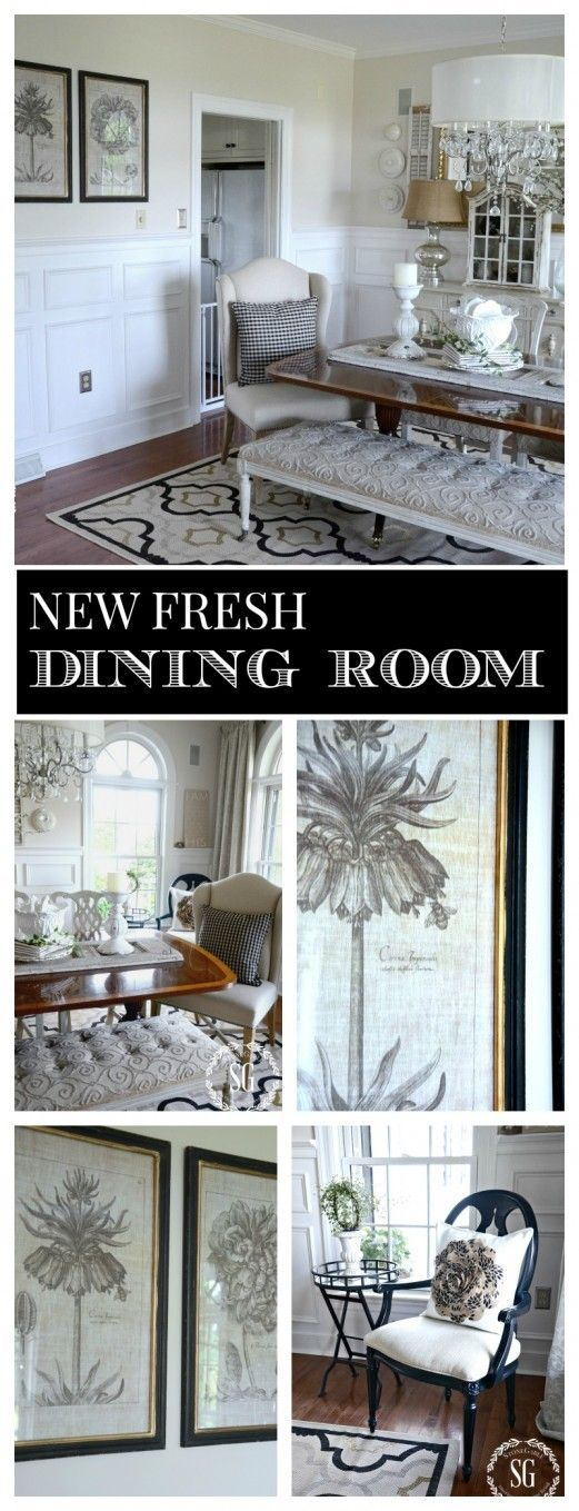 A FRESH NEW TAKE ON A DECOR CLASSIC | Neutral, Room and