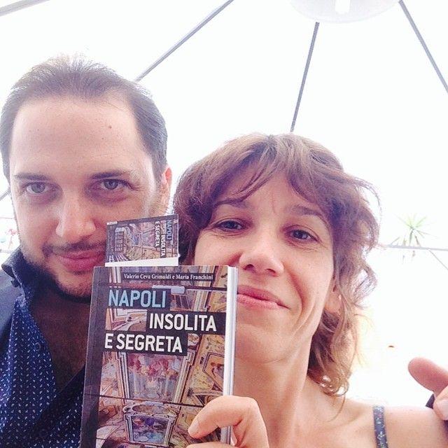 """Ho conosciuto Valerio e il suo splendido lavoro alla presentazione del libro """"Napoli Insolita e Segreta"""". Sono rimasta assolutamente fulminata. Questo testo è uno scrigno prezioso, che consente di conoscere e scoprire una Napoli autentica e sorprendente. Dunque abbiamo contattato Valerio, ci siamo raccontati visioni, percorsi, passioni...e sarà con noi ad ALTO FEST! Non conoscete ancora """"Napoli Insolita e Segreta""""? Provvedete subito, non ve ne pentirete :)"""