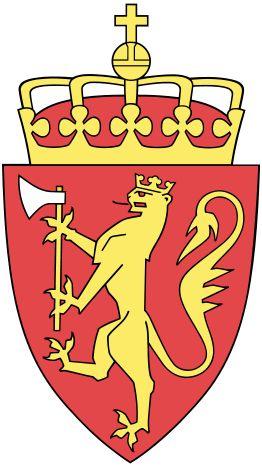 Coat of Arms of #Norway   #heraldry