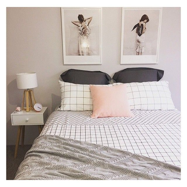 regram from miss_maggie_ann featuring the kmart lamp bedside table trent grid