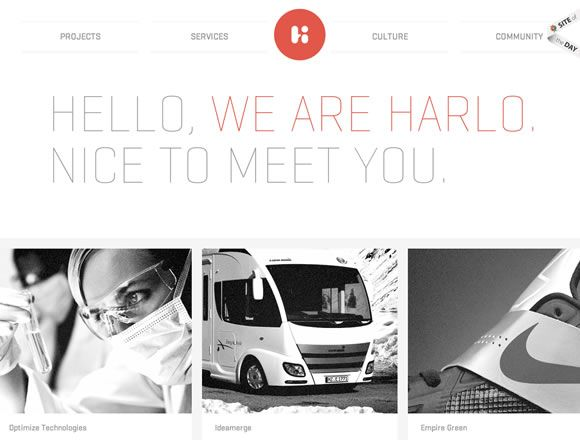 21 Amazing Examples of Clean and Minimal Web Designs | Inspiration
