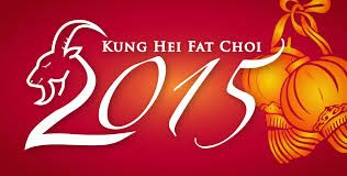 kung hei fat choi 2015 - Google Search