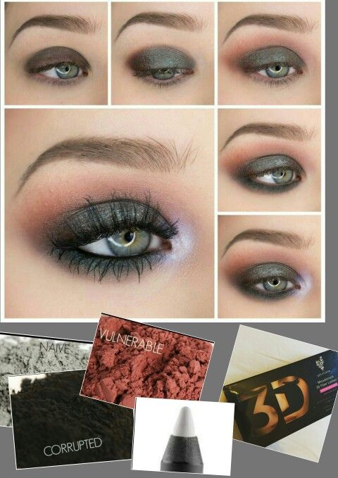 for Grey or Hazel eyes http://www.youniqueproducts.com/StaciSikes Hey I am looking for new ladies to join me in Younique It is super easy and the makeup is awesome! Would you be interested?