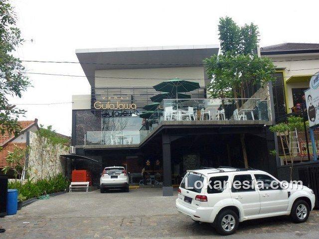 Kedai Gula Jawa Jl. Singosari Raya No. 45 Semarang http://lokanesia.com/kuliner-semarang/