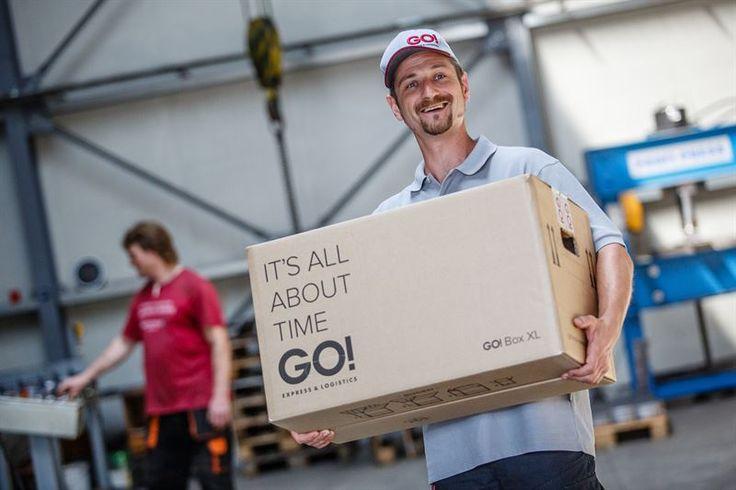 GO! Automotive & Industry. GO! Express & Logistics je mezinárodní expresní přepravce zásilek s třicetiletou tradicí