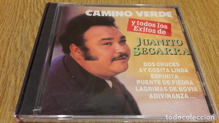 JUANITO SEGARRA / CAMINO VERDE Y TODOS LOS ÉXITOS / CD / DIVUCSA - 1990 / PRECINTADO.