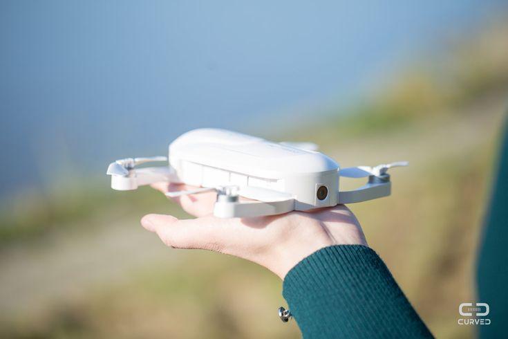Zerotech Dobby Drone im Test: Selfie-Drohne für die Hosentasche [mit Video]