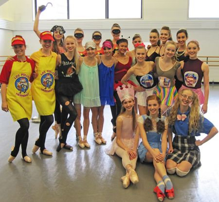Open House | The School of American Ballet