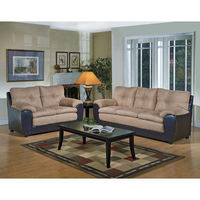 Salomon Configurable Living Room Set Living Room Sets Leather