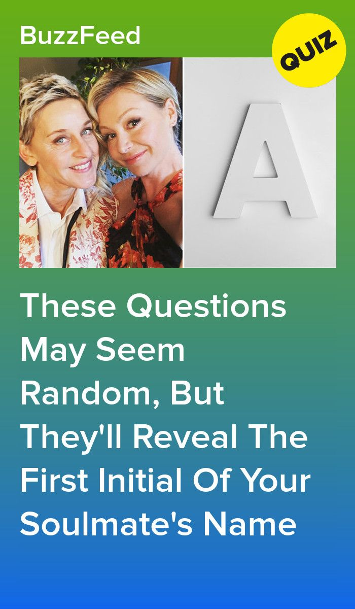 These Questions May Seem Random, But Theyll Reveal The