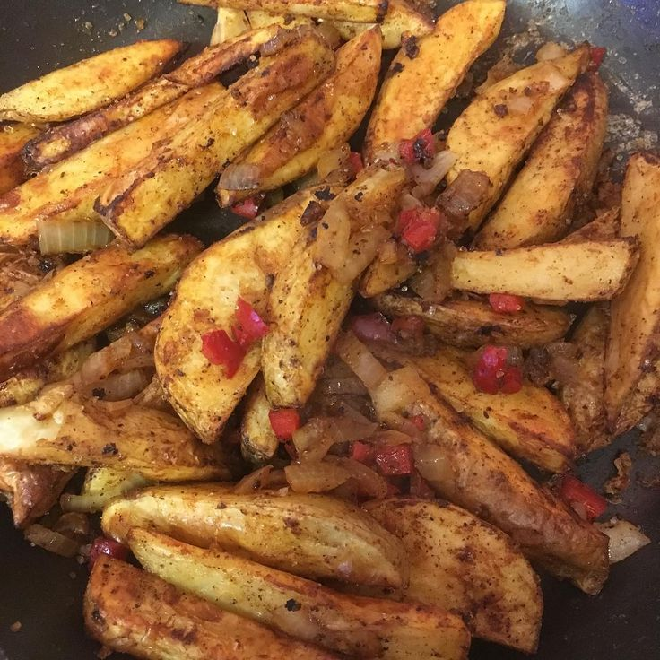 Syn Free Salt and Pepper Chips | Slimming World - Pinch Of Nom