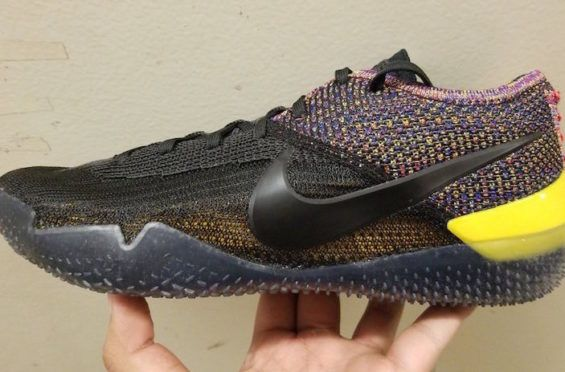 8d5d8265e2b7f7 Nike Kobe AD NXT 360 Black Multicolor Coming Soon A white multicolor  version of the Nike