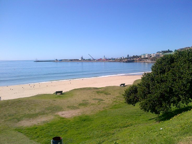 Santos Beach, Mossel Bay