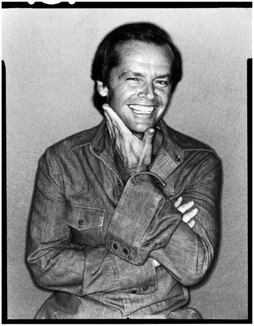 Jack Nicholson, born on April 22, 1937 💋 SeXy... © David Bailey More Actors at www.instant-city.com