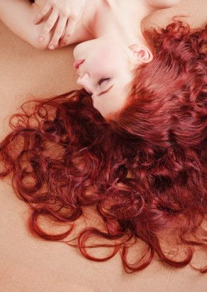 Do I want to go back to red ??     Natural Luscious RED Hair Color the Henna Maiden Way by hennaking, $9.95