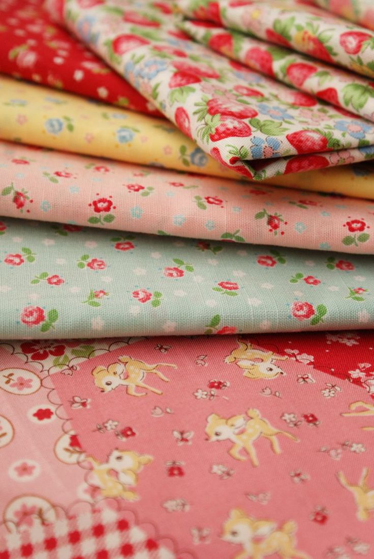 Lecien Old New 30's collection fabric stash
